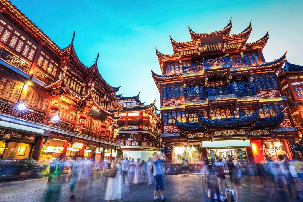 城隍廟旅遊區