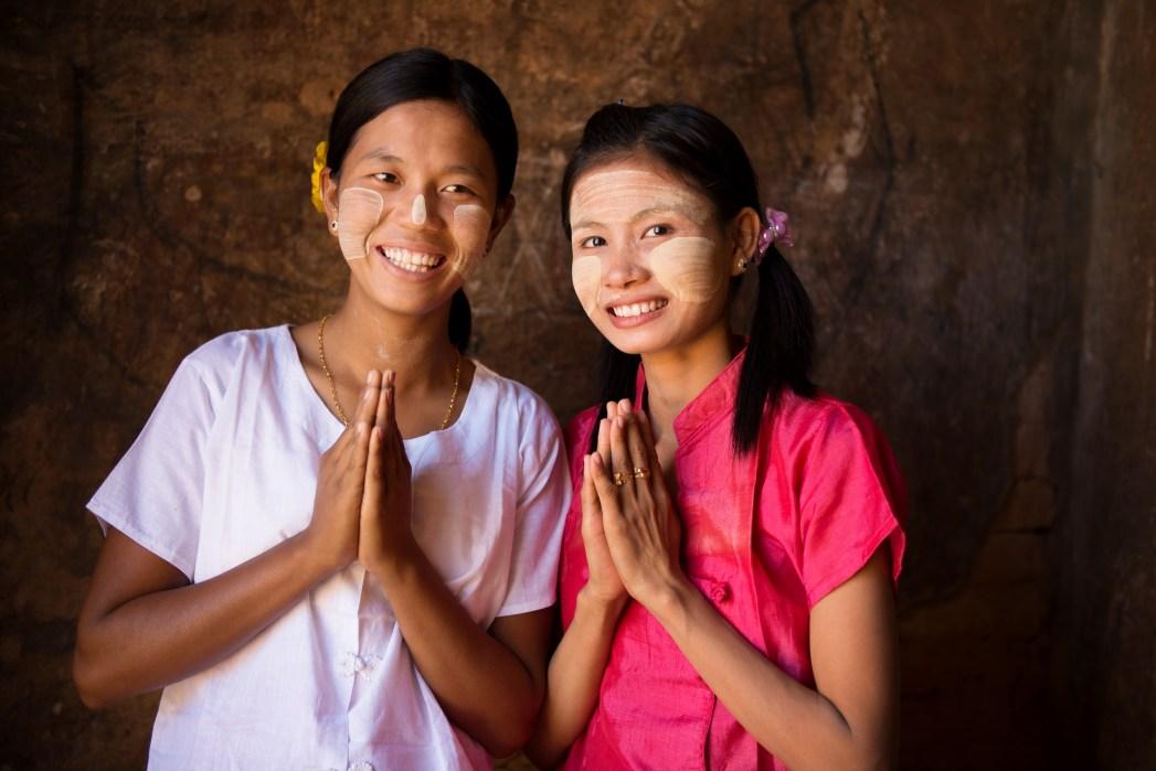 Thai's greeting