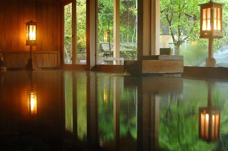 Houshi Onsen Japan