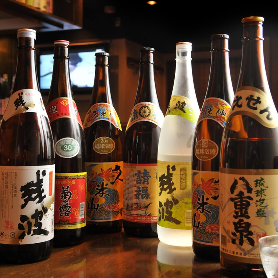 Okinawa 泡盛